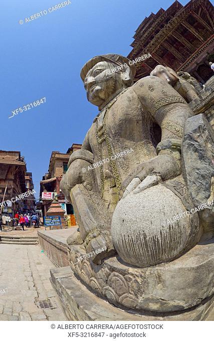 Hindu Temple, Durbar Square, UNESCO World Heritage Site, Patan, Latipur, Bhaktapur, Kathmandu, Nepal, Asia