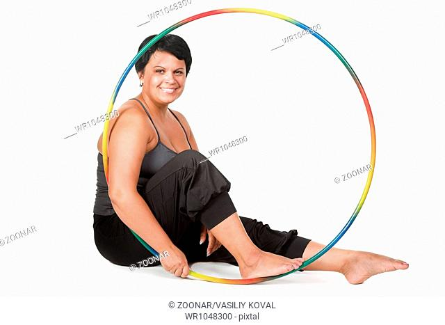 fitness for fat woman
