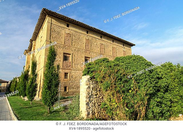 Real Junta palace XVIII, Fuenmayor, La Rioja, Spain