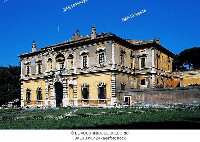 Villa Giulia (16th century), Rome, Lazio, Italy