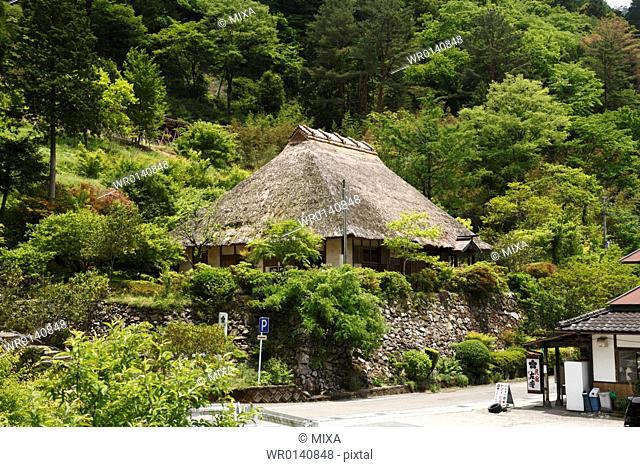 Zouza-ke, Yatsushiro, Kumamoto, Japan
