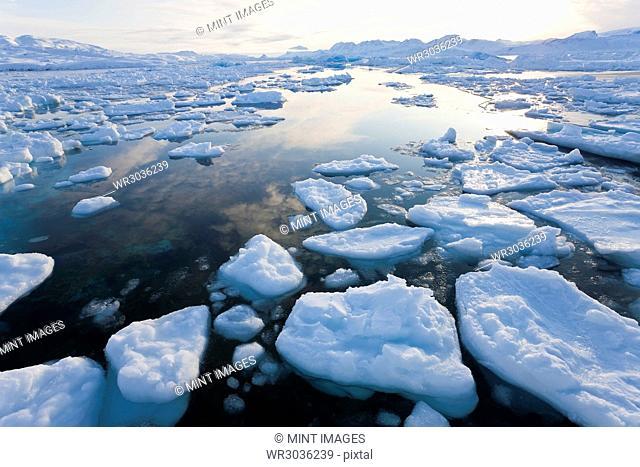 Image result for images of Icelands melting ice sheet