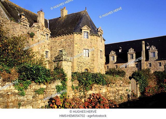 France, Côtes-d'Armor (22), Paimpol, Beauport abbey