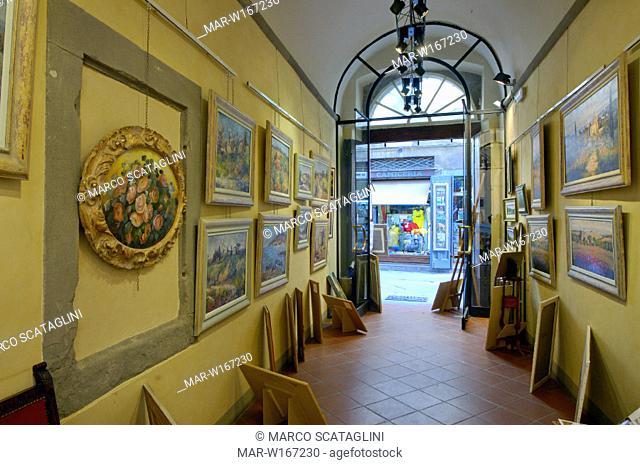 europe, italy, tuscani, cortona, national gallery