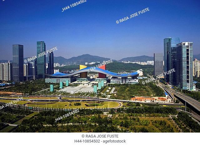 10854502, China, Guandong, Shenzhen, city, town, c