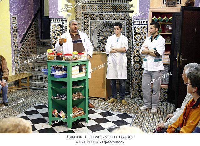 Pharmacy Marocco Tetouan North Africa