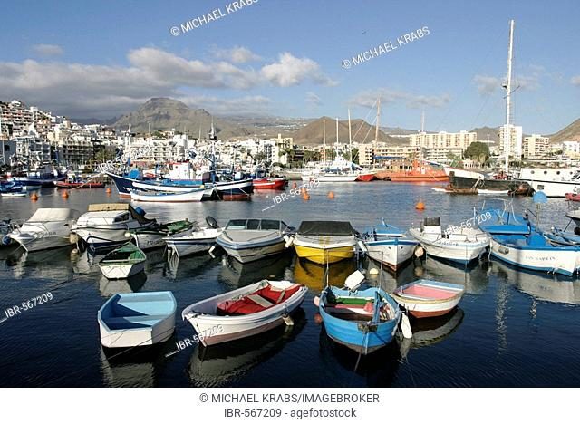 Harbour, Tenerife, Canary Islands