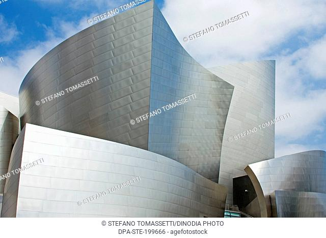 walt disney concert hall, los angeles, united state of america