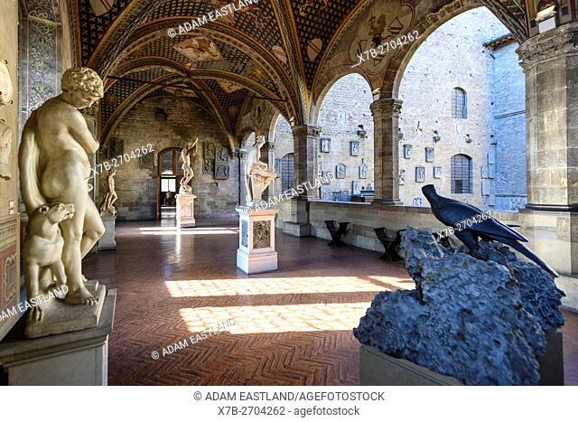 Museo Del Bargello.Museo Nazionale Del Bargello Stock Photos And Images Age Fotostock