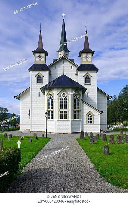 Kirche Duved