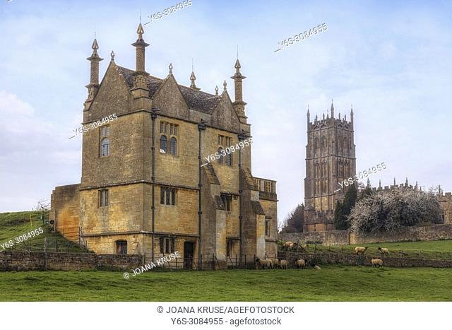 Chipping Campden, Cotswold, Gloucestershire, England, UK
