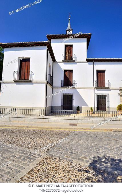 Casa Palacio Manuel de Godoy, Villaviciosa de Odón, Madrid province, Spain