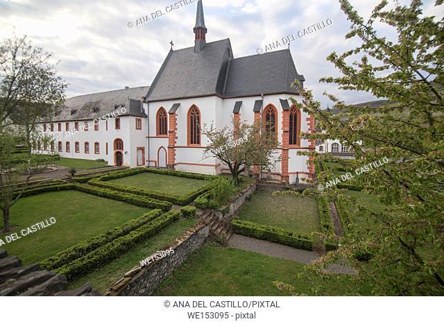 Bernkastel-Kues - town in Rhineland-Palatinate region of Germany. St.-Nikolaus Hospital/Cusanusstift