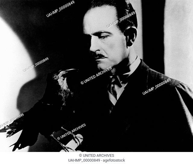 Der Rabe, (LE CORBEAU) F 1943 s/w, Regie: Henri-Georges Clouzot, PIERRE FRESNAY