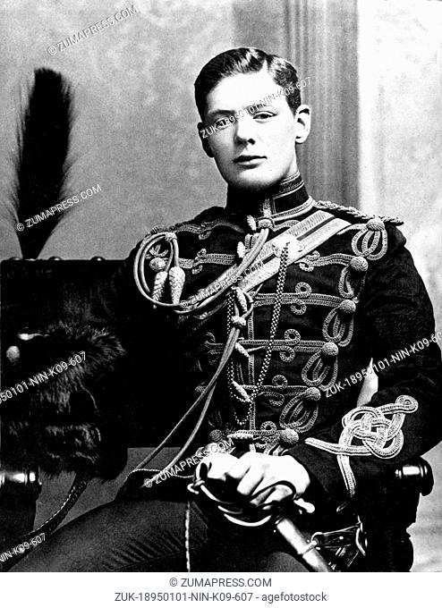 Jan. 1, 1895 - London, England, U.K. - The greatest of all Britain's war leaders, WINSTON CHURCHILL was uniquely stirred by the challenge of war and found his...