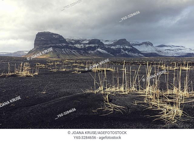 Lomagnupur, Sudurland, Iceland, Europe