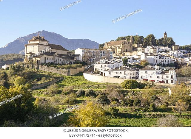 City of Antequera in Malaga. Spain. World Heritage