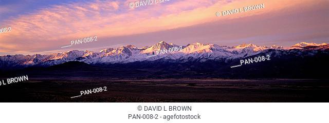 Sierra Nevada Mountains, California, USA