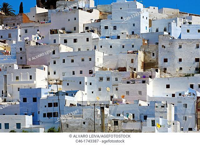 The medina, Tetouan  Rif region, Morocco