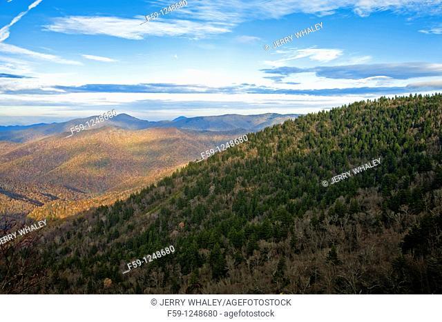 Autumn Images, Blue Ridge Parkway, NC