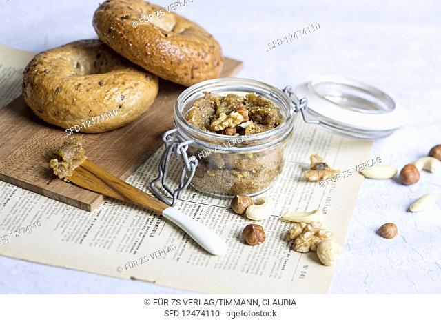 Nut mousse (low GL)