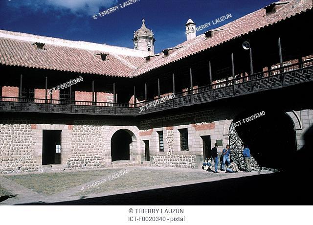 Bolivia, Potosi, casa de la moneda