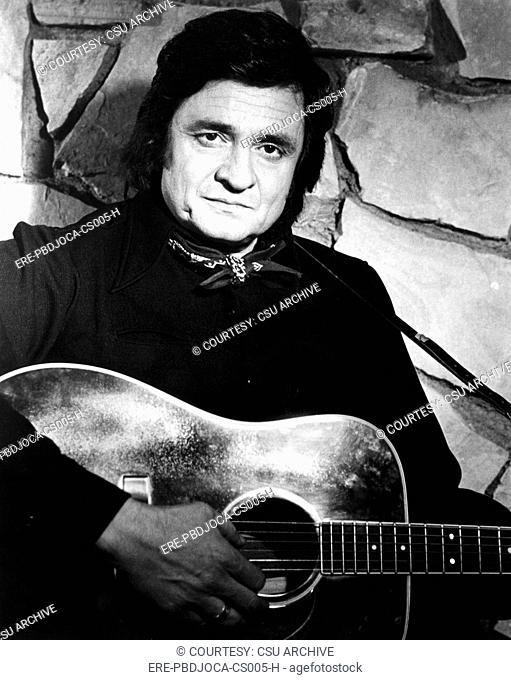 Johnny Cash, 1979. Courtesy: CSU Archives/Everett Collection