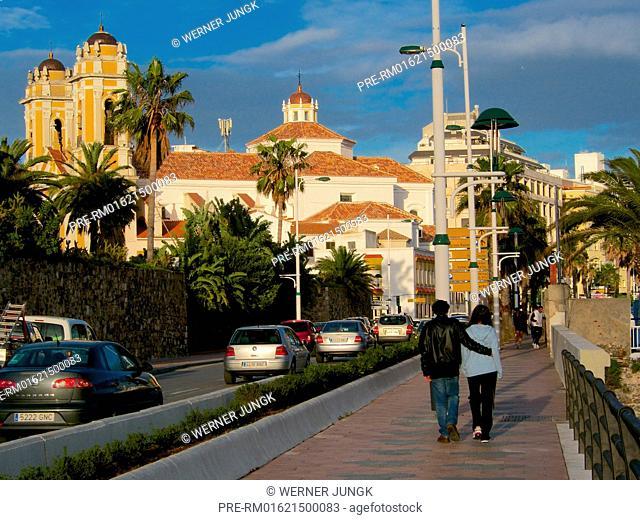 Av. Martines Catena, Ceuta, Spain / Av. Martines Catena, Ceuta, Spanien