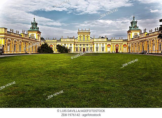 wilanov palace
