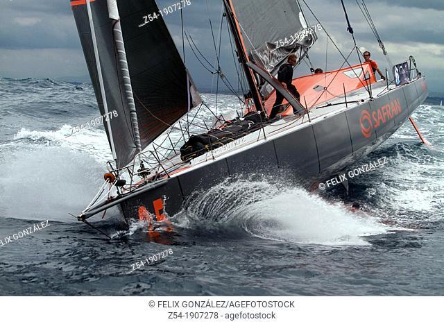 Ocean Racing Vuelta a España a Vela, Imoca 60 feet Sailing Boat