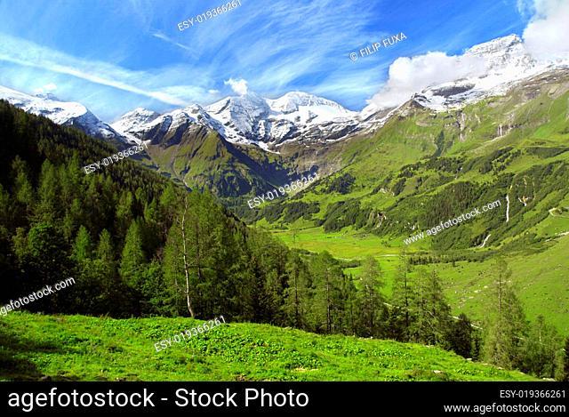Alps - Grossclockner