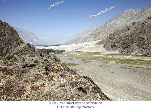 Valle de Nubra, Ladakh, India