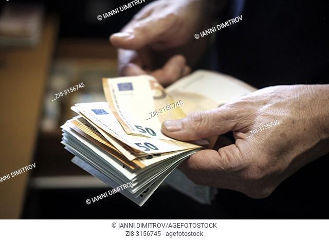 Cash-euros