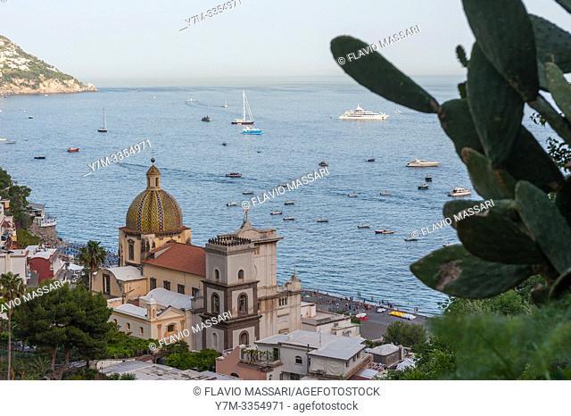 Amalfi Coast: Positano (Salerno)