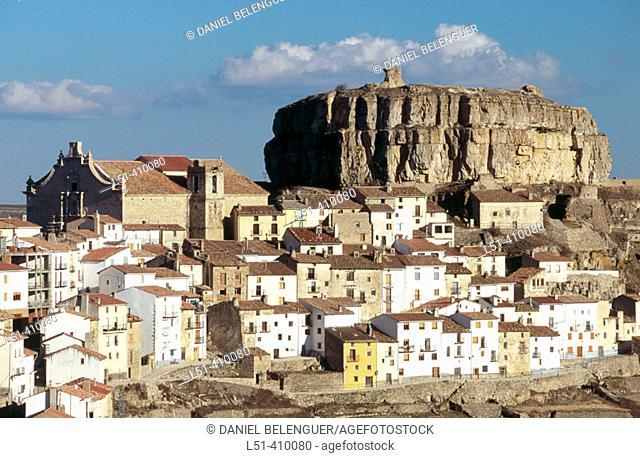 Ares del Maestre, El Maestrat, Els Ports. Castellón province, Comunidad Valenciana, Spain