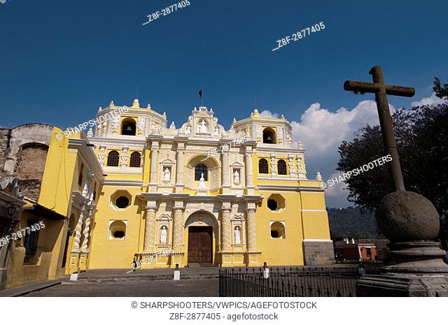 La Merced church, Antigua, Guatemala
