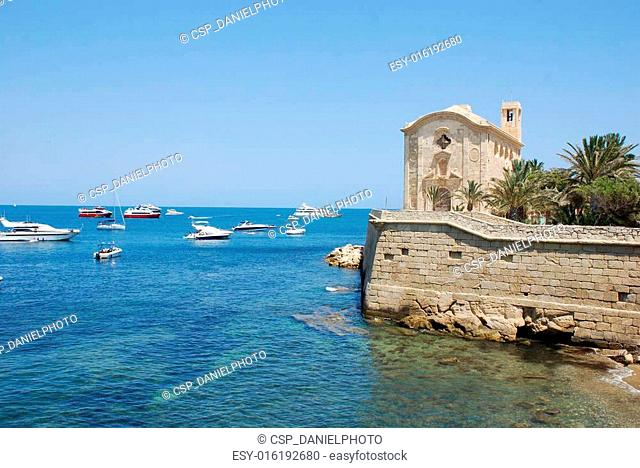 The Island Tabarca