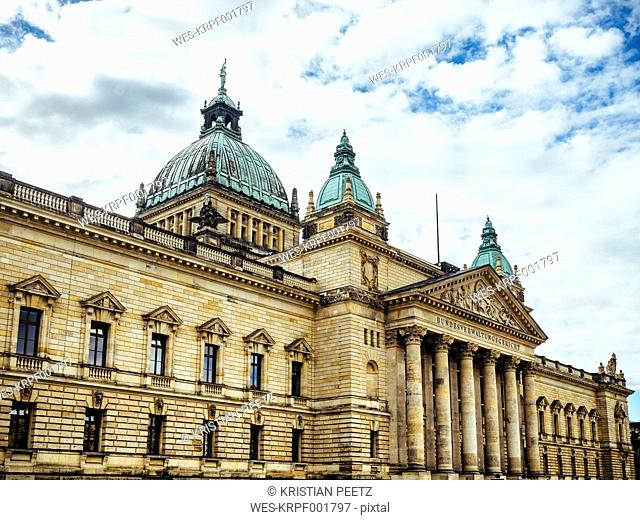 Germany, Leipzig, view to Federal Administrative Court