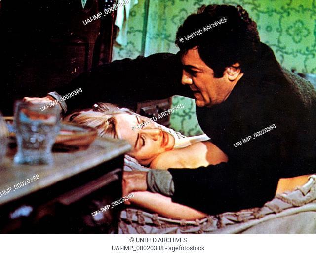 Der FrauenMörder von Boston, (THE BOSTON STRANGLER) USA 1968, Regie: Richard Fleischer, SALLY KELLERMAN, TONY CURTIS, Key: Täter, Opfer, Verbrechen