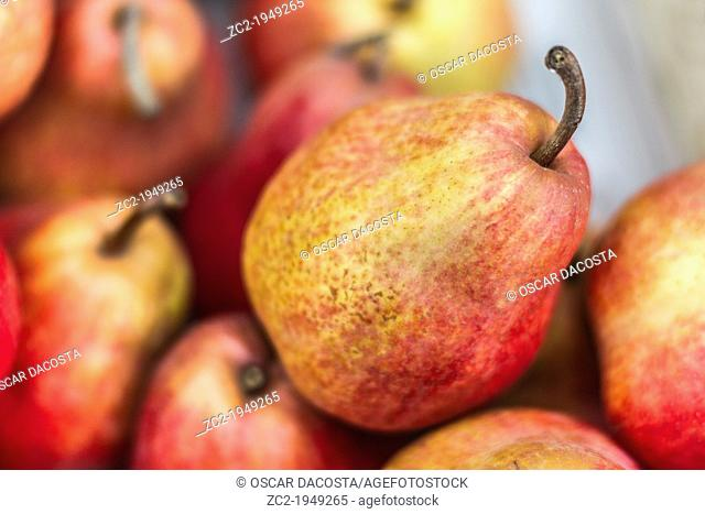 Photos of some pears