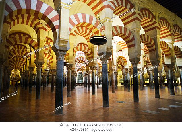 Great Mosque of Córdoba. Andalusia, Spain
