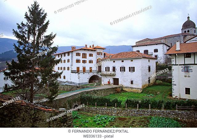 Arantza. Navarra, Spain