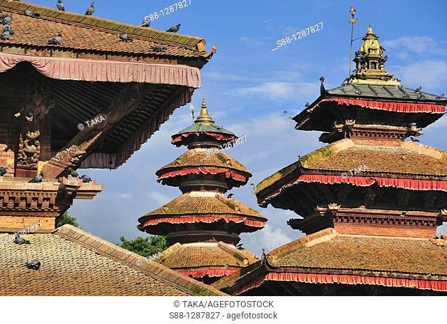 Hanuman Dhoka complex, Kathmandu, Nepal