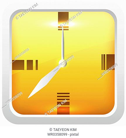 application icon of time piece