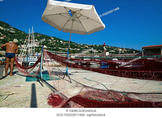 Villefranche Sur Mer, French Riviera, France