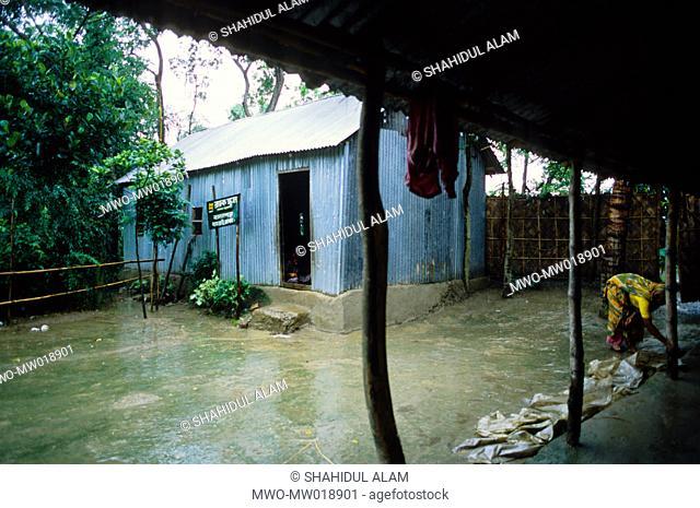 A non formal school, setup by BRAC, in Banglapara, Dhamra, Dhaka, Bangladesh Education is fundamental to the development of Bangladesh Among those who enter...