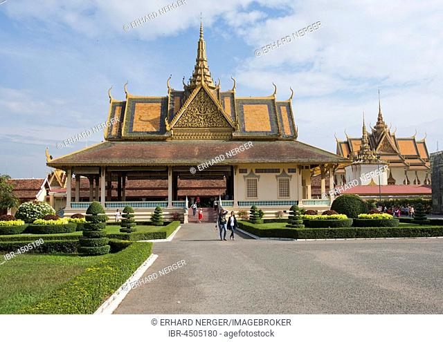 Royal Palace, Phnom Penh Province, Cambodia