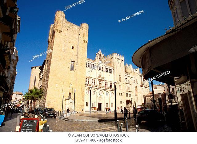Cathedrale St-Just et St-Pasteur. Narbonne. Aude. Languedoc-Roussillon. France