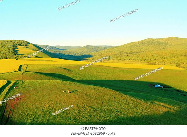 Hulunbeier scenery