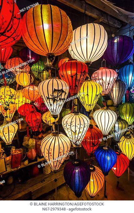 Hoi An Full Moon Lantern Festival, Hoi An, Vietnam
